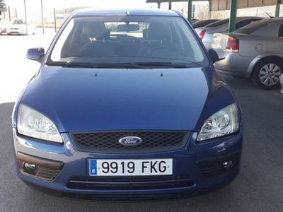brugt Ford Focus 2.0TDCi Titanium