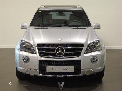usado Mercedes ML63 AMG Clase MAmg 4m 5p. -10