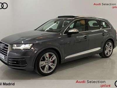 usado Audi SQ7 Q7 Diesel4.0 TDI quattro tiptronic