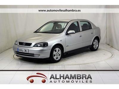 brugt Opel Astra 2.0 DTI 16V EDITION 5P