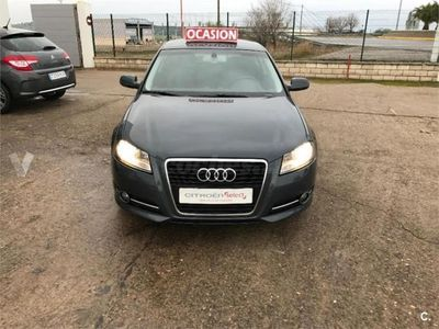 usado Audi A3 2.0 Tdi 140cv Attraction 3p. -10