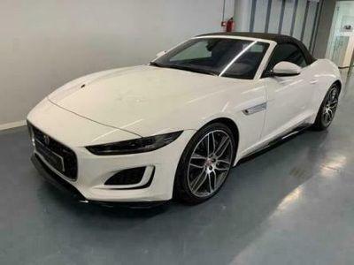 usado Jaguar F-Type Convertible AUTO RWD 221 kW (300 CV) R-Dynamic