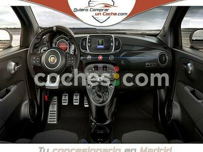 usado Abarth 595 C 1.4t-jet Monster Energy Yamaha 121kw 165 cv en Madrid