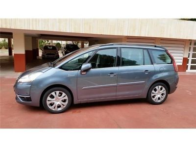 brugt Citroën Grand C4 Picasso 2.0hdi Exclusive 150