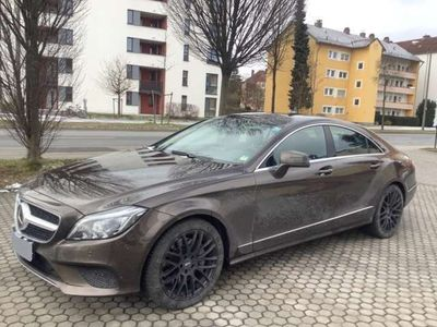 usado Mercedes CLS350 (BlueTEC) d 9G-TRONIC