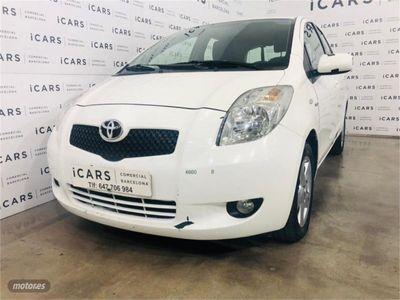 brugt Toyota Yaris 1.4 D4D TS Comfortdrive