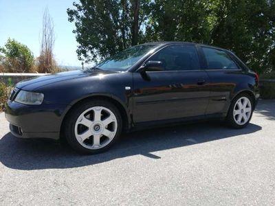 usado Audi S3 Traccion Quattro Xenon asientos Recaro