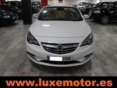 usado Opel Cascada Cabrio 1.4