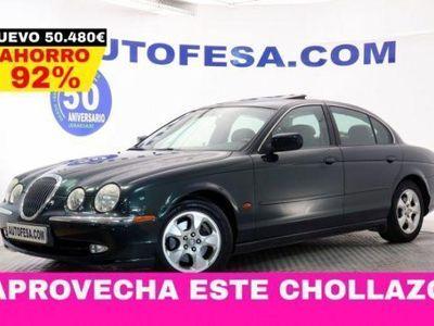 gebraucht Jaguar S-Type 3.0 V6 238CV EXECUTIVE 4P # CUERO, TECHO, LIBRO