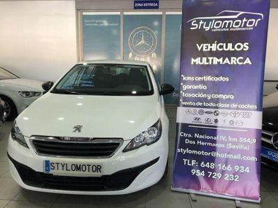 usado Peugeot 308 308 Nuevo5p Business Line 1.6 HDi 92