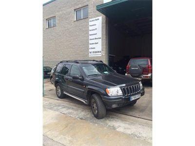 brugt Jeep Grand Cherokee 3.1TD Laredo