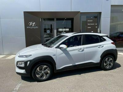 usado Hyundai Kona Hev 1.6 Gdi Dt Klass 141 cv en Lleida