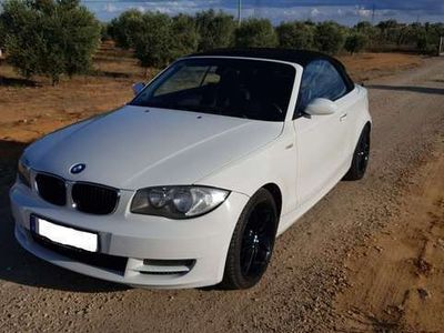 usado BMW 118 Cabriolet Serie 1 E88 Cabrio