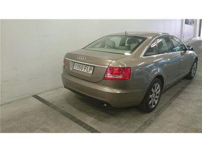 usado Audi A6 2.0TDI GARANTÍA UN AÑO