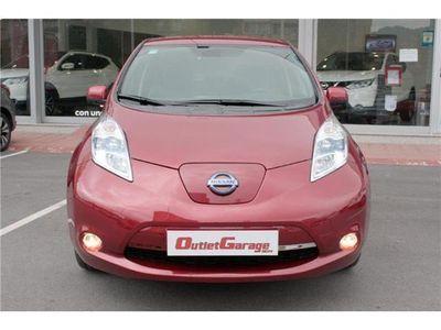 usado Nissan Leaf Tekna BOSE 24 kWh. (109)