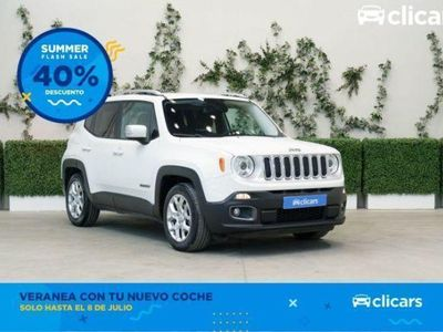 used Jeep Renegade 1.6Mjt Limited 4x2 88kW