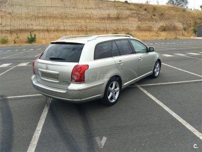 usado Toyota Avensis 2.2 D4d Sol Wagon 5p. -08
