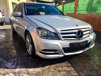 usado Mercedes C220 CDI BE Avantgarde