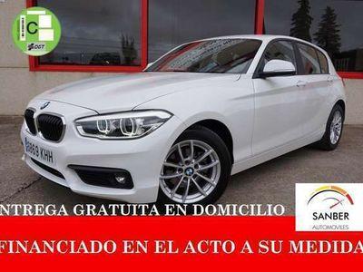 usado BMW 116 Serie 1 116cv F20 5p. Diesel