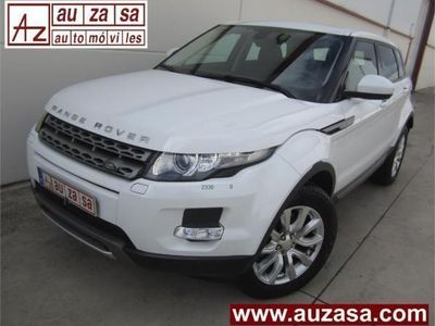 usado Land Rover Range Rover evoque
