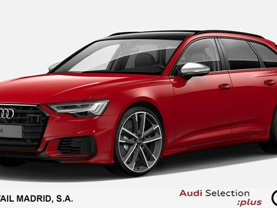 usado Audi S6 Avant TDI quattro Tiptronic
