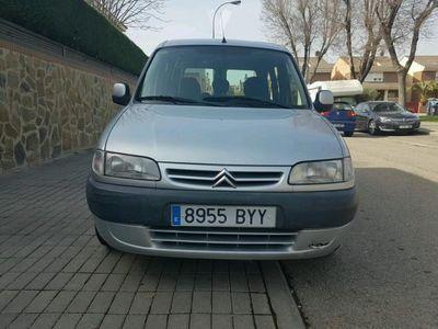 usado Citroën Berlingo 2.0 HDI MULTISPACE -02