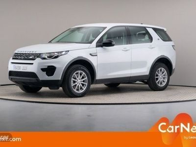 used Land Rover Discovery 2.0L TD4 150CVAUTO. 4X4 PURE