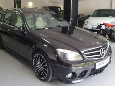 usado Mercedes C63 AMG Clase CAMG Estate