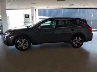 usado Subaru Outback 2.5i Executive Plus S CVT