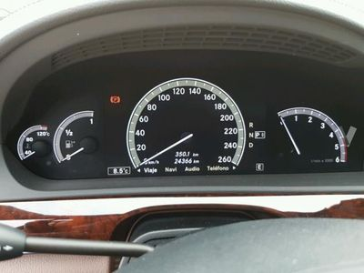 usado Mercedes S350 Clase SBlueTEC -12