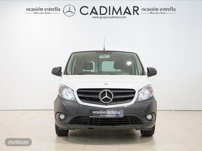 usado Mercedes Citan 109 CDI Combi