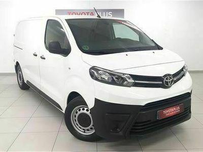 usado Toyota Proace Van Media 1.6D Comfort 115