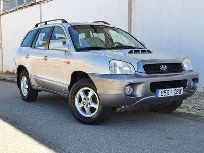 usado Hyundai Santa Fe 2.0CRDi GLS