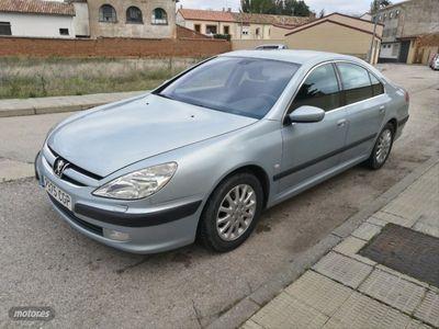 usado Peugeot 607 2.2 HDi