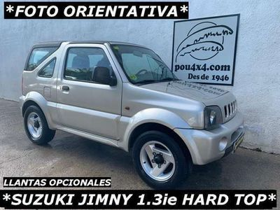 usado Suzuki Jimny 1.3 JLX Hard Top Lujo