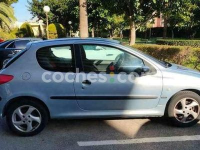 usado Peugeot 206 2.0hdi Play Station2 90 cv en Alicante