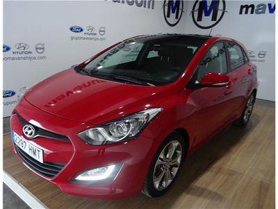 usado Hyundai i30 1.6 CRDi 128cv Style S Nav Auto