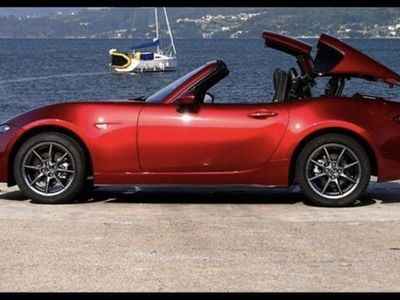 usado Mazda MX5 1.5 Origin Navy Soft Top