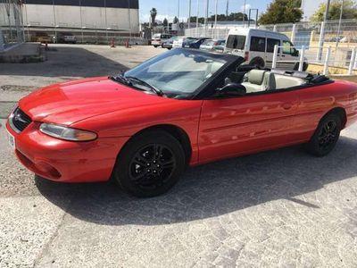 usado Chrysler Stratus Cabrio 2.5 LX