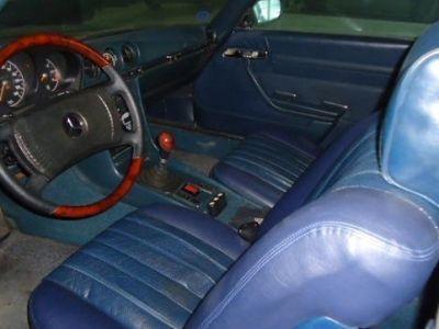 usado Mercedes SL350 204CV año 1976 167000 KMs € 12900.00