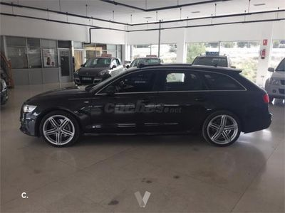 usado Audi A6 Avant 3.0 Bi Tdi 313cv Quattro Tiptronic 5p. -12