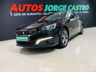 usado Peugeot 508 2.0BlueHDI Allure EAT6 180