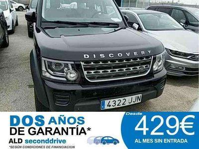 usado Land Rover Discovery 3.0 TDV6 S 155 kW (211 CV)