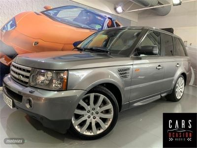 used Land Rover Range Rover Sport 3.6TDV8 HSE Aut.