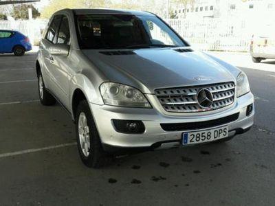 usado Mercedes ML320 Clase MCDI -05