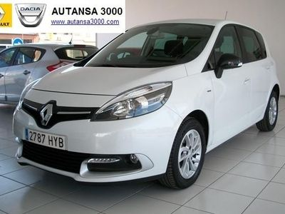 brugt Renault Scénic LIMITED ENERGY DCI 110 ECO2