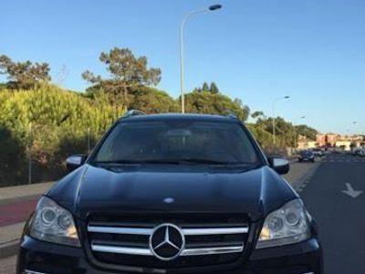 usado Mercedes GL450 CDI 4M Aut.