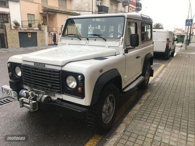 usado Land Rover Defender 90 2.5Td5 SW S