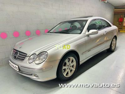 usado Mercedes CLK320 V6 218cv aut.