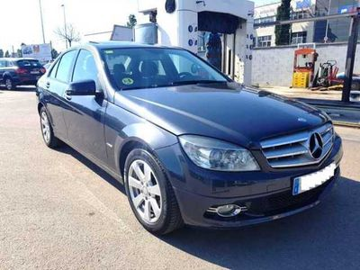 used Mercedes C200 C 200CDI BE
